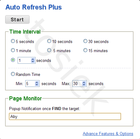 Ustawienia wtyczki przeglądarki Google Chrome (Chromium) dla Google Plus