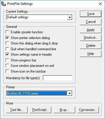 PJL – send commands to printer in RAW, BIN filetosiek